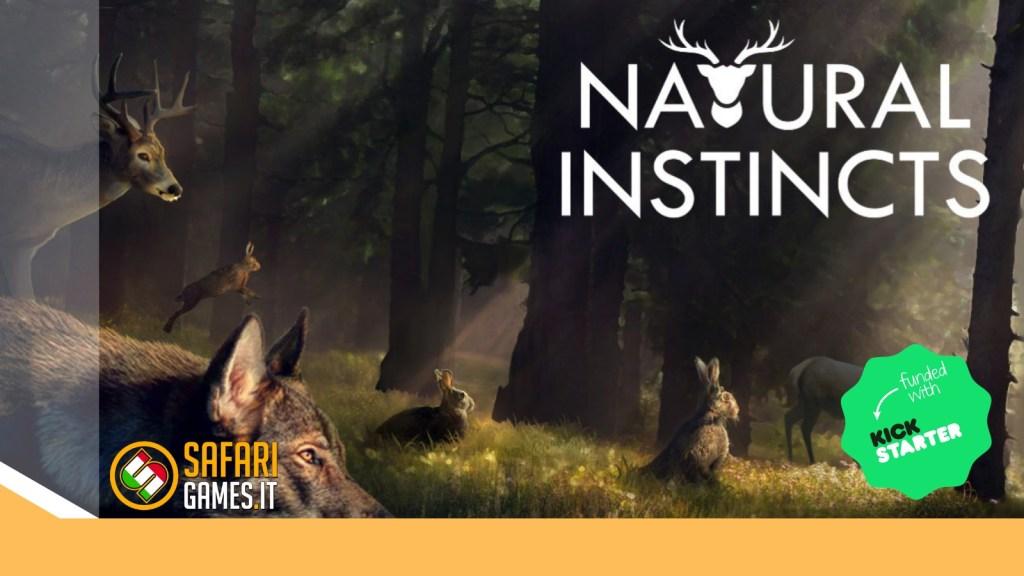 Anteprima di Natural Instincts