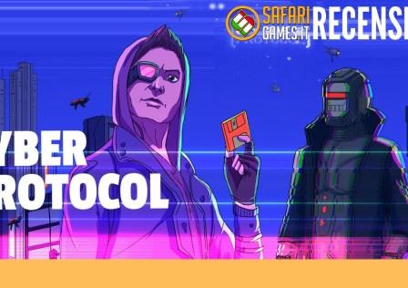 Cyber Protocol Cover