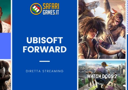 Ubisoft Forward diretta streaming