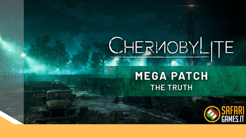 Chernobylite: The truth
