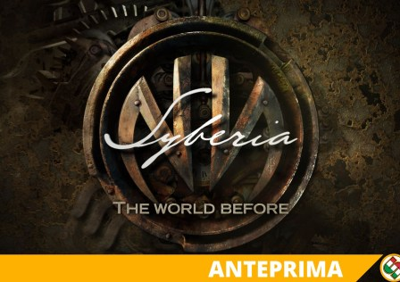 Syberia The World Before anteprima