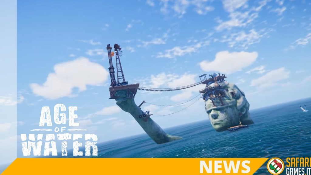 Age of Water MMO