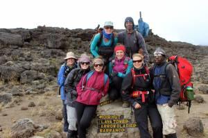 Lemosho Route 9 Day Daily Climb