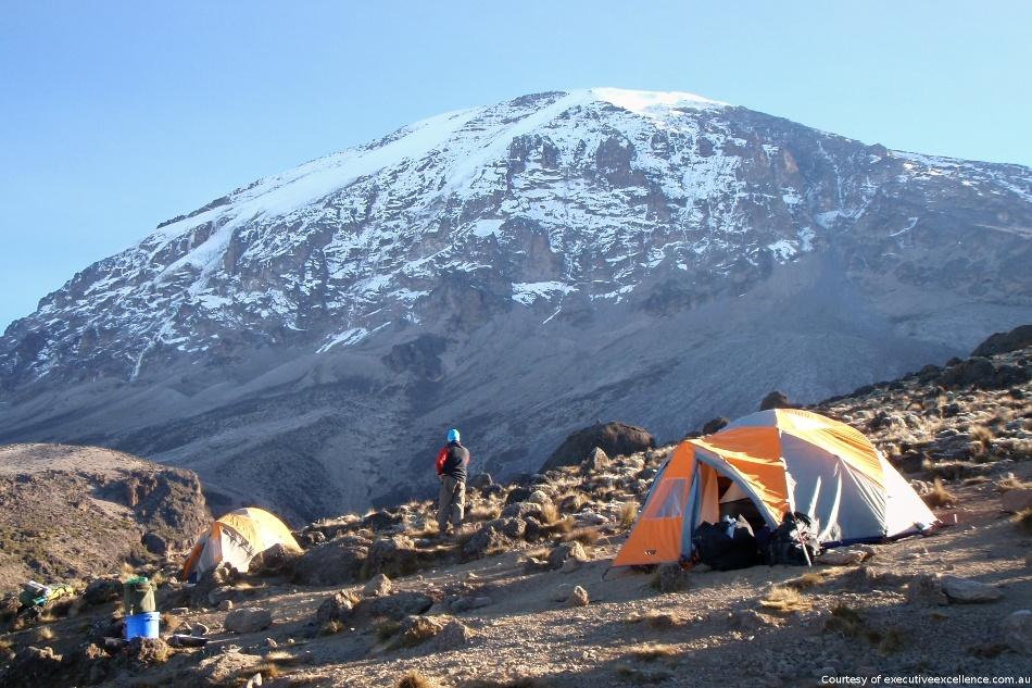 6 Day's Kilimanjaro Climbing Shira Route