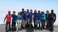 Kilimanjaro Climbing 7 Days Machame Route