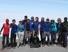 Machame Route 7 days Daily Climbs