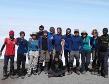 Kilimanjaro Climbing 7 Days Machame Route
