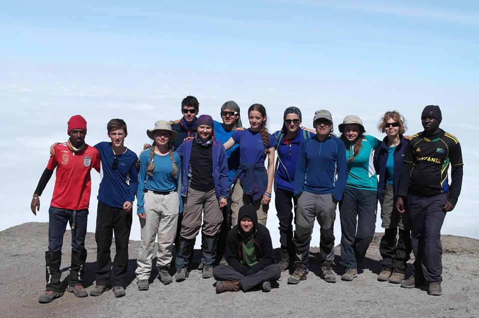 Machame Route Daily Climbs