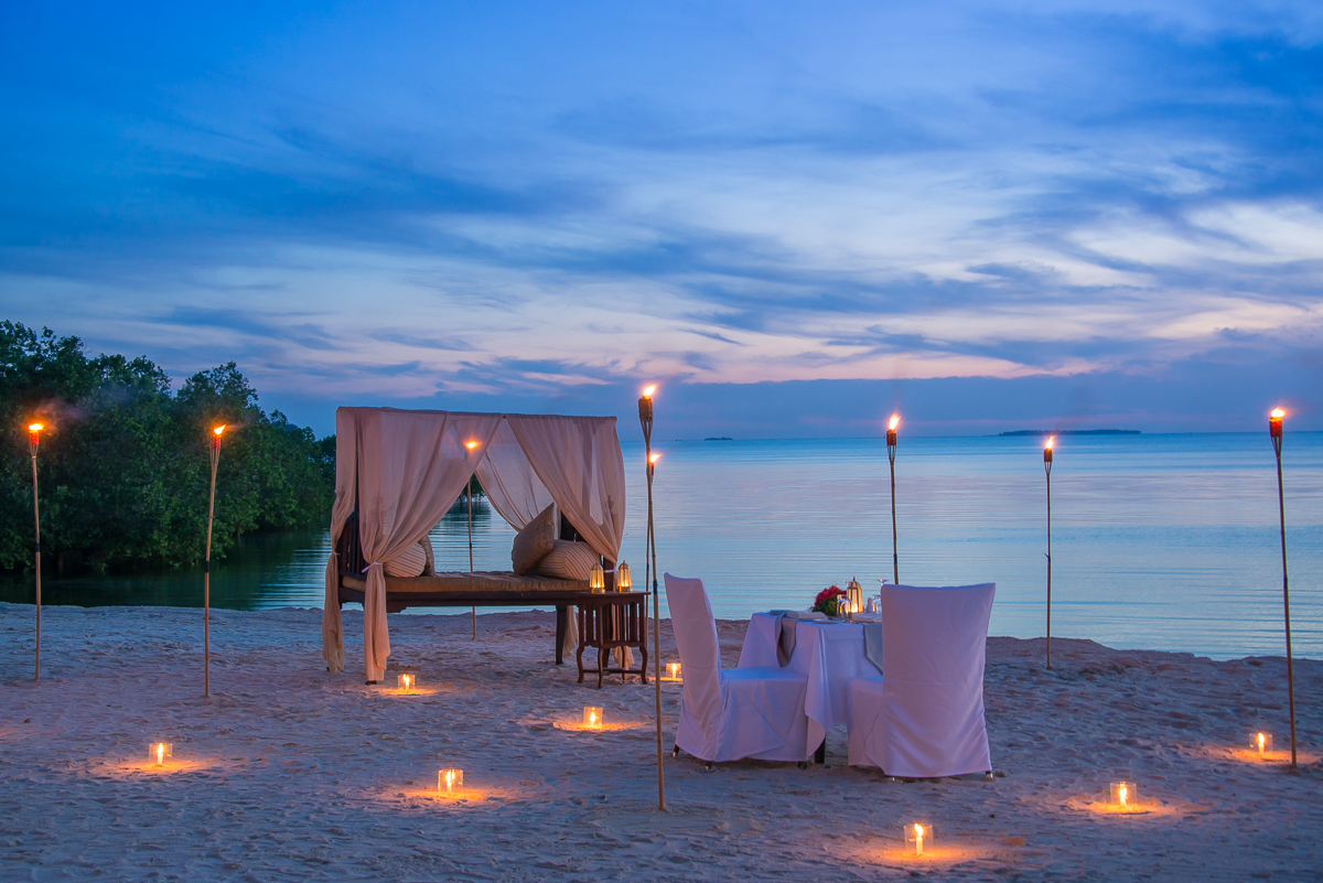 Exotic Honeymoon Destinations All Inclusive
