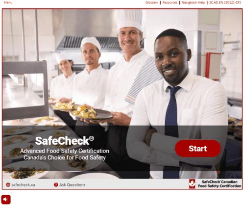 Food Handler Certificate