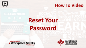 How To Reset Password