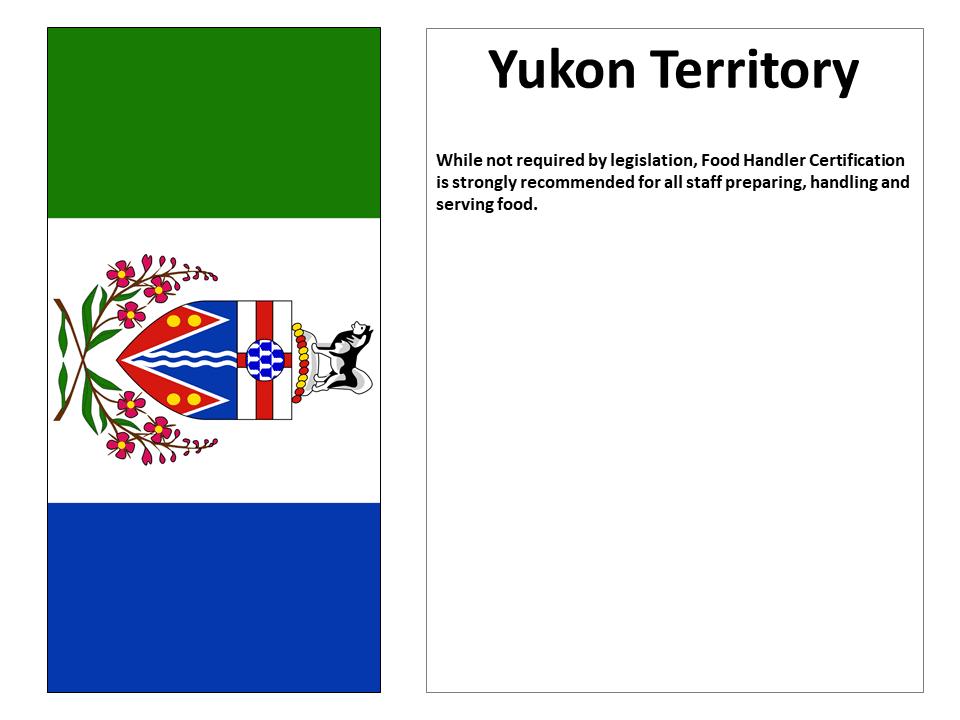 Yukon Food Handler Course