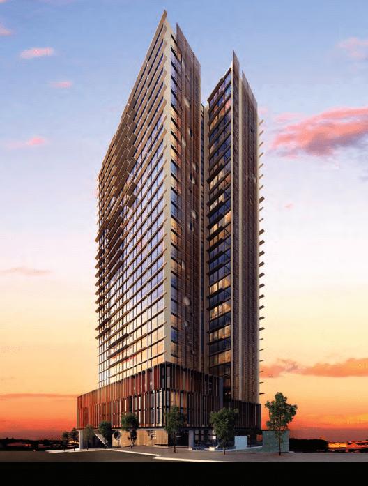 Case Study: AIR Apartments, Sydney