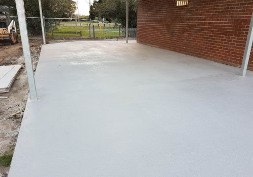 Trowel on 2mm thick coat