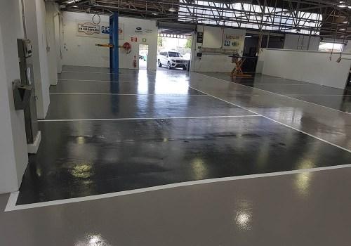smash repair shop flooring 6