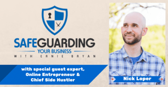 SgYB# 028:  Six Habits to a More Effective Entrepreneur, with Chief Side Hustler, Author, Podcaster, Nick Loper