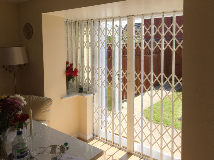 Security Grilles Specialists London And UK Safeguard