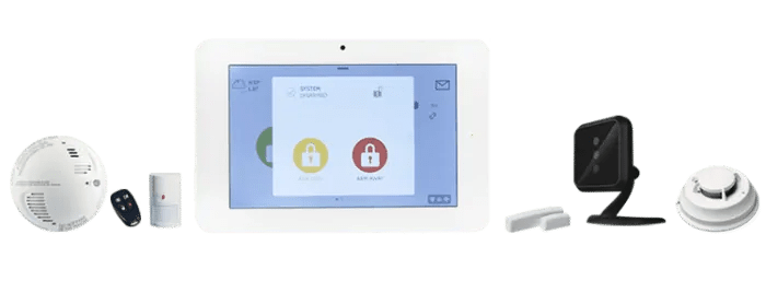 Brinks Wireless Home Security Systems