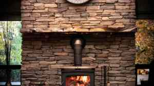 Pacific Energy Alderlea T6 LE Wood Stove Safe Home Fireplace