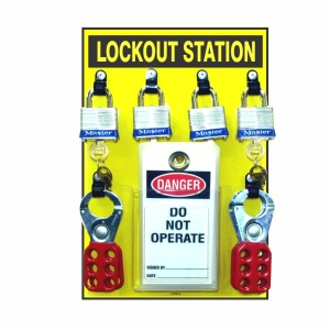 Lockout Stations and Equipment