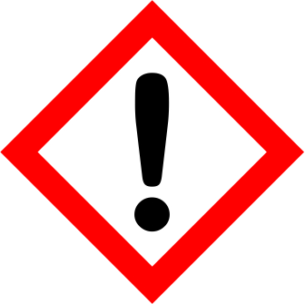 irritant symbol ghs label safehouse signs