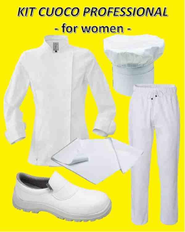 Kit SAV€R - Angiolina Cuoco PROFESSIONAL for WOMEN