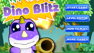 Kindergarten Games   Safe Kid Games Dino Blitz