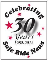 SRN 30 year logo