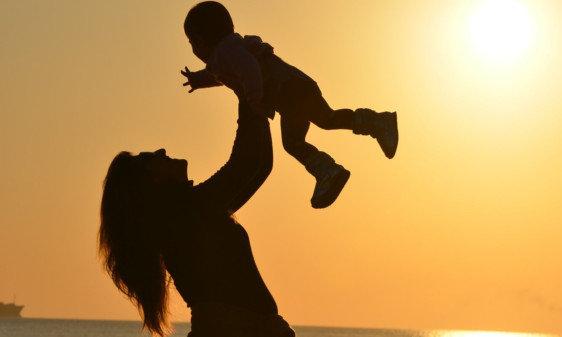 kasih sayang ibu pada anak