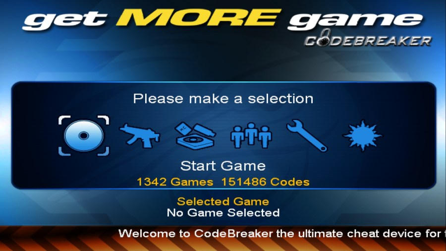 CodeBreaker PS2 ISO