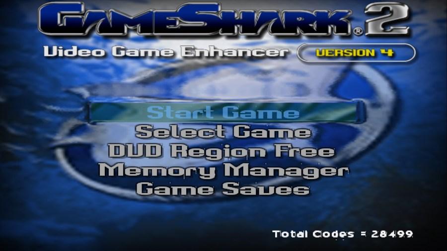 GameShark PS2 ISO