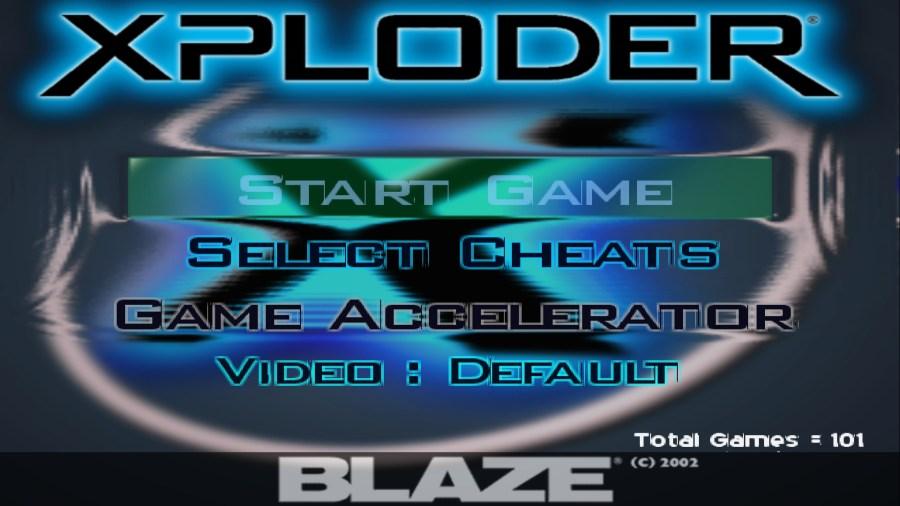 Xploder PS2 ISO