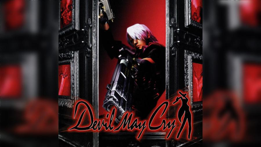 Devil May Cry PS2 ISO Highly Compressed