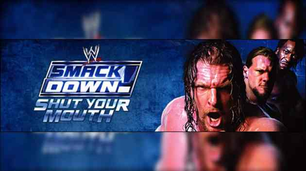 WWE SmackDown Shut Your Mouth PS2 ISO Highly Compressed
