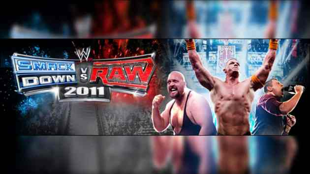 WWE SmackDown vs Raw 2011 PS2 ISO Highly Compressed