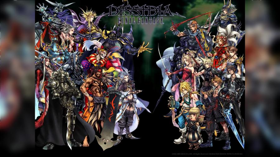 Dissidia Final Fantasy PSP ISO Highly Compressed