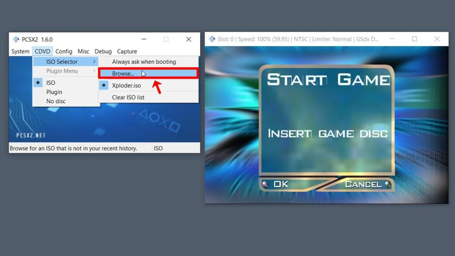How To Use Xploder On PCSX2