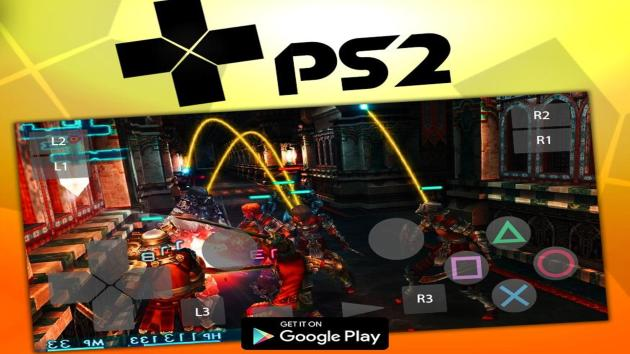 PS2 Emulator For PS2 Games
