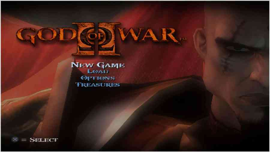 God of War 2 Highly Compressed PS2 ISO