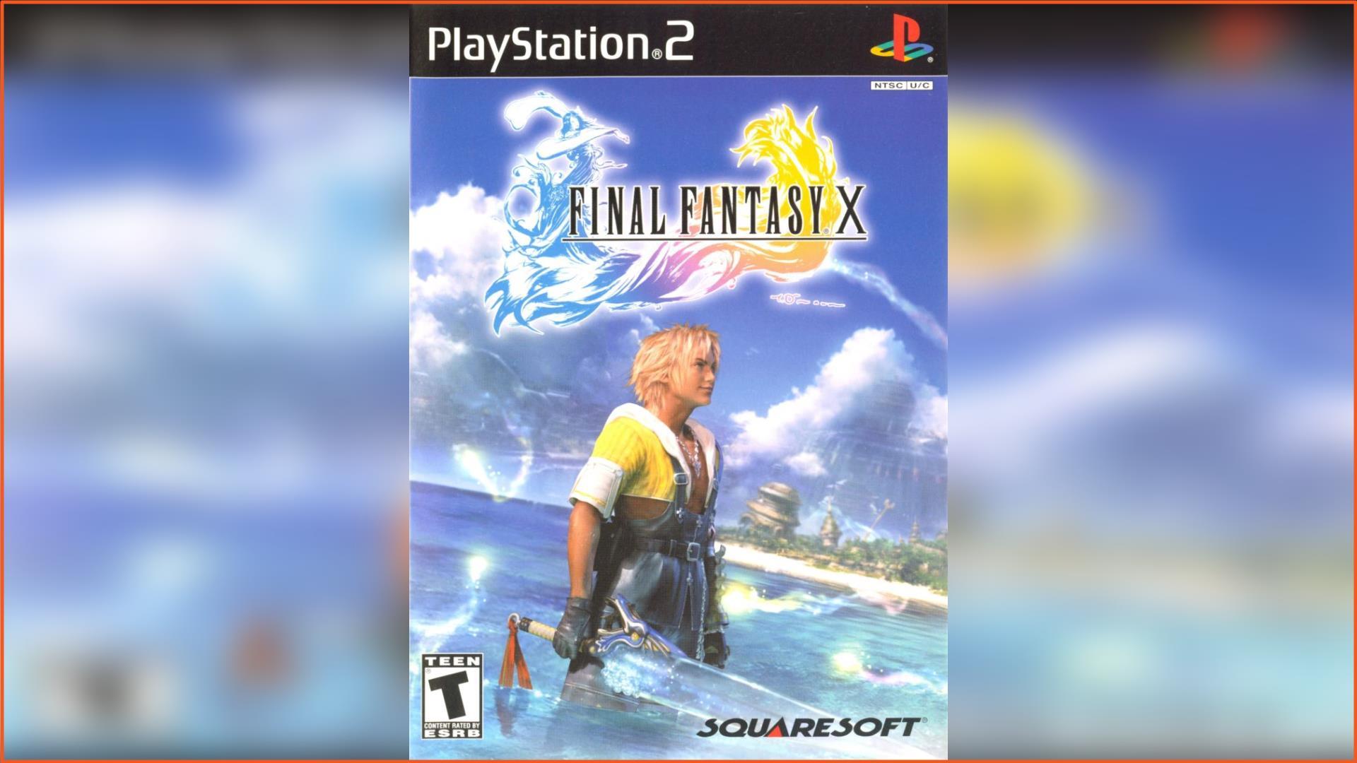 Final Fanatasy X PS2 ISO Download