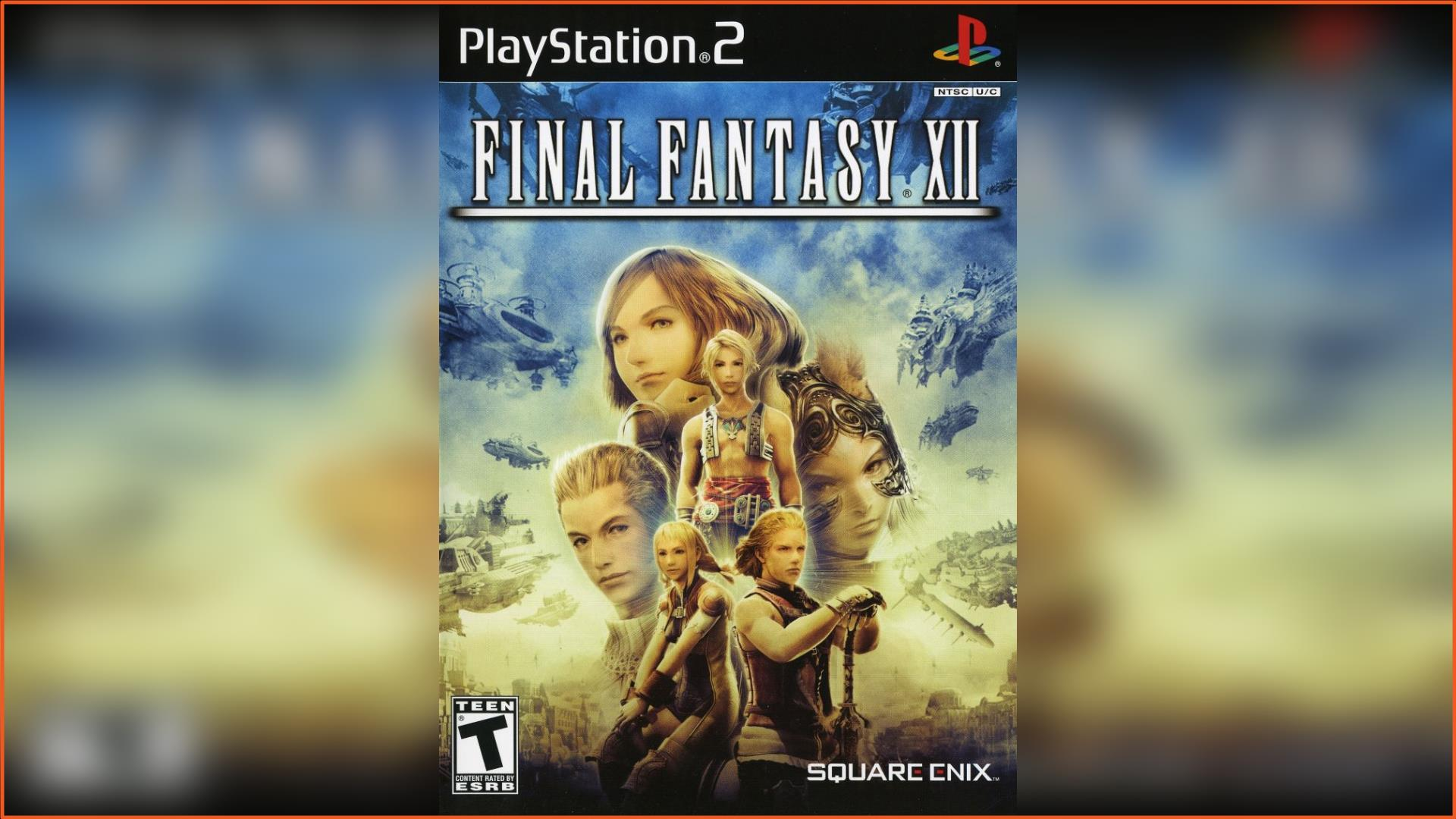 Final Fantasy XII PS2 ISO Download
