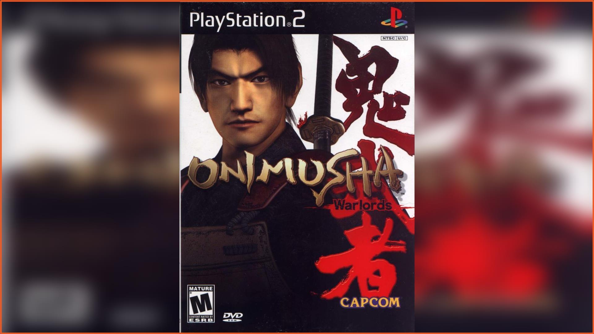 Onimusha - Warlords PS2 ISO Download