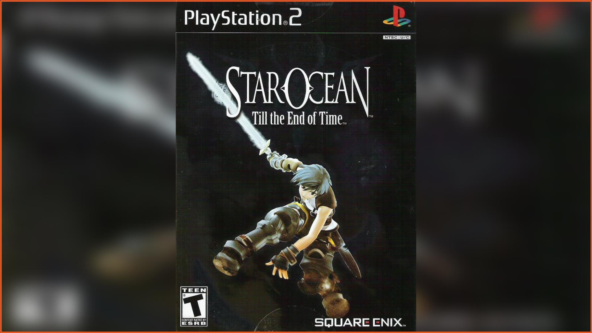 Star Ocean Till the End of Time PS2 ISO Download