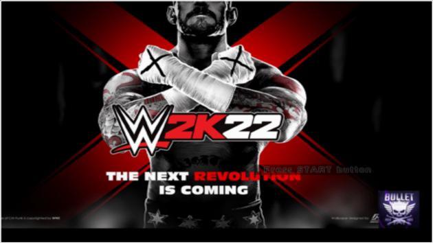 WWE 2K22 PS2 ISO