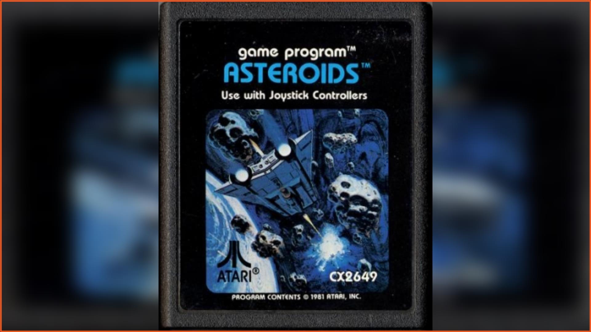 Asteroids Atari 2600 ROM Download