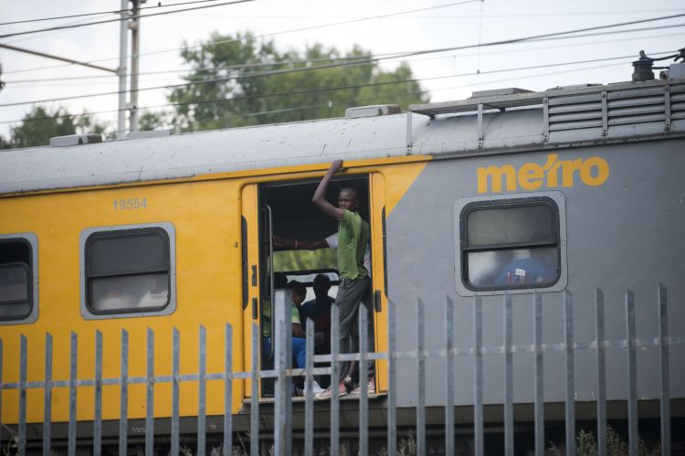Image result for south africa trains overloaded