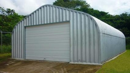 30 X 60 X 15 Residential Garage Storage Building Kit