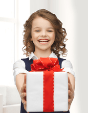 the free holiday gift