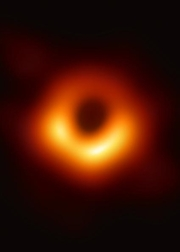 First Ever Black Hole Pic