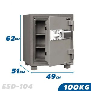 100KG Fireproof Home & Business Safe Box ESD-104
